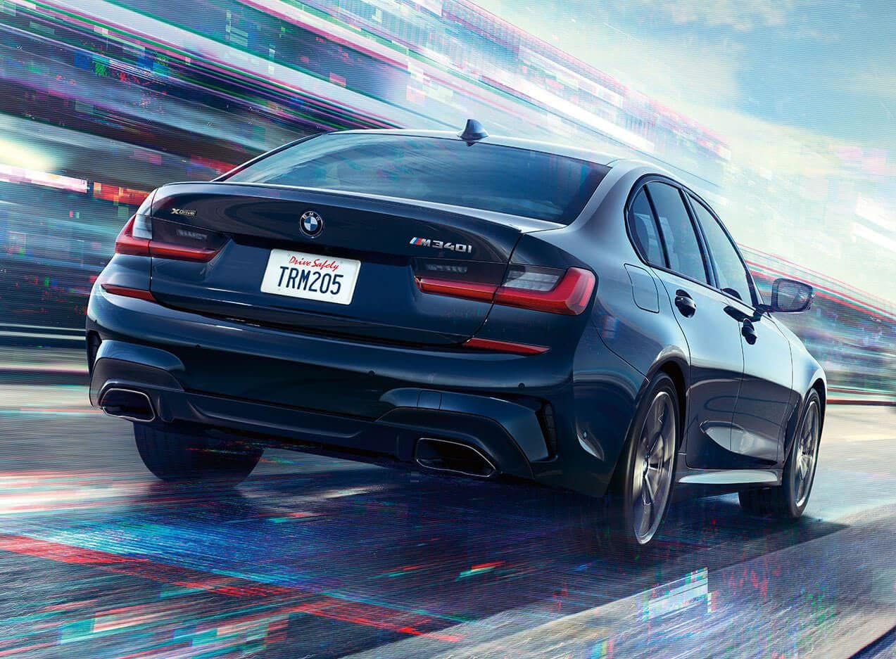 BMW 3 series Back