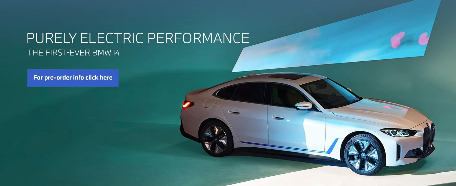 new bmw i4 available for pre order in los angeles california