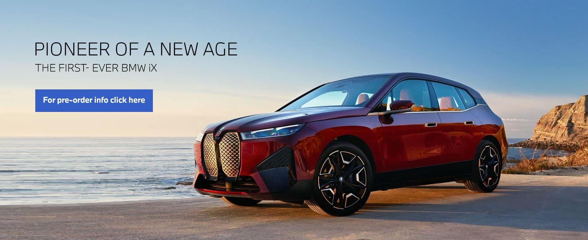 new bmw ix available for pre order now