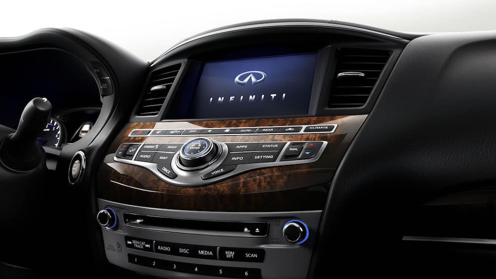 2019 INFINITI QX60 technology