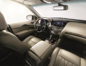 INFINITI QX60 vs Honda Pilot: Entertainment & Technology Features