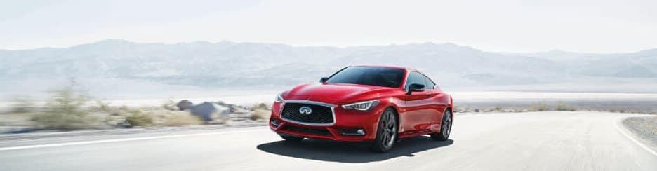 INFINITI Q60 vs Ford Mustang