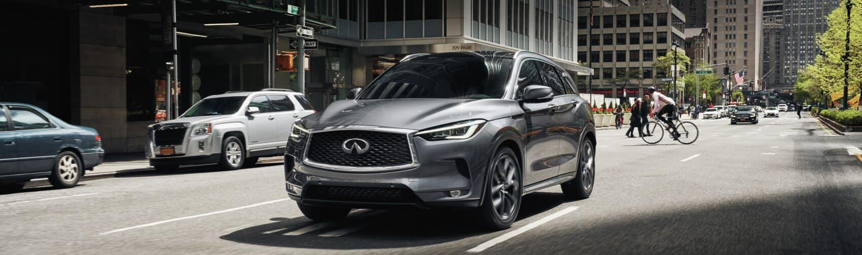 INFINITI QX50 Review