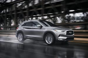 INFINITI QX50 Performance