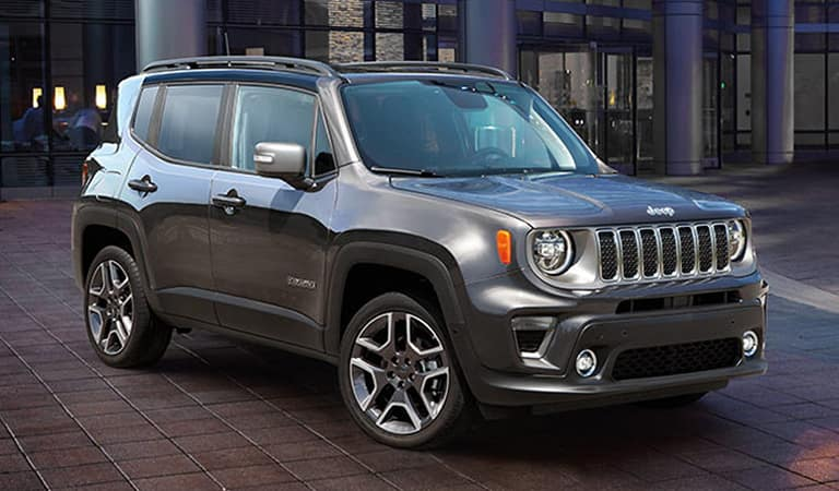 New Jeep Renegade Brunswick GA