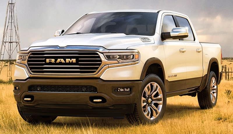 Ram Truck Trims