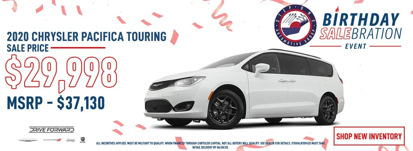 CDJR FWB - June 2020 - Chrysler Pacifica