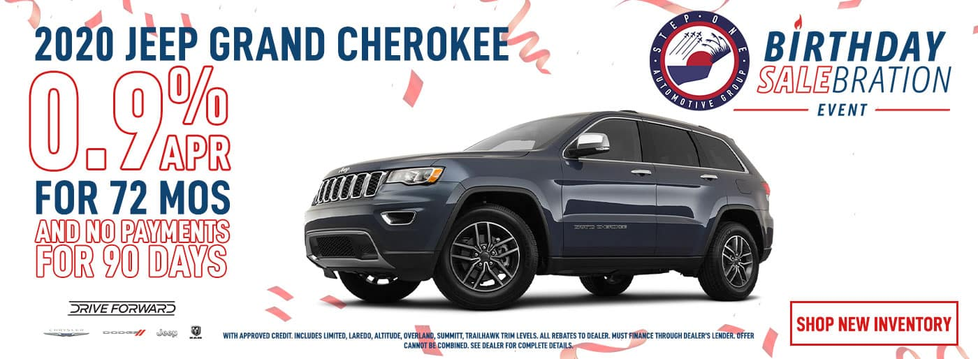 CDJR FWB - June 2020 - Jeep Grand Cherokee
