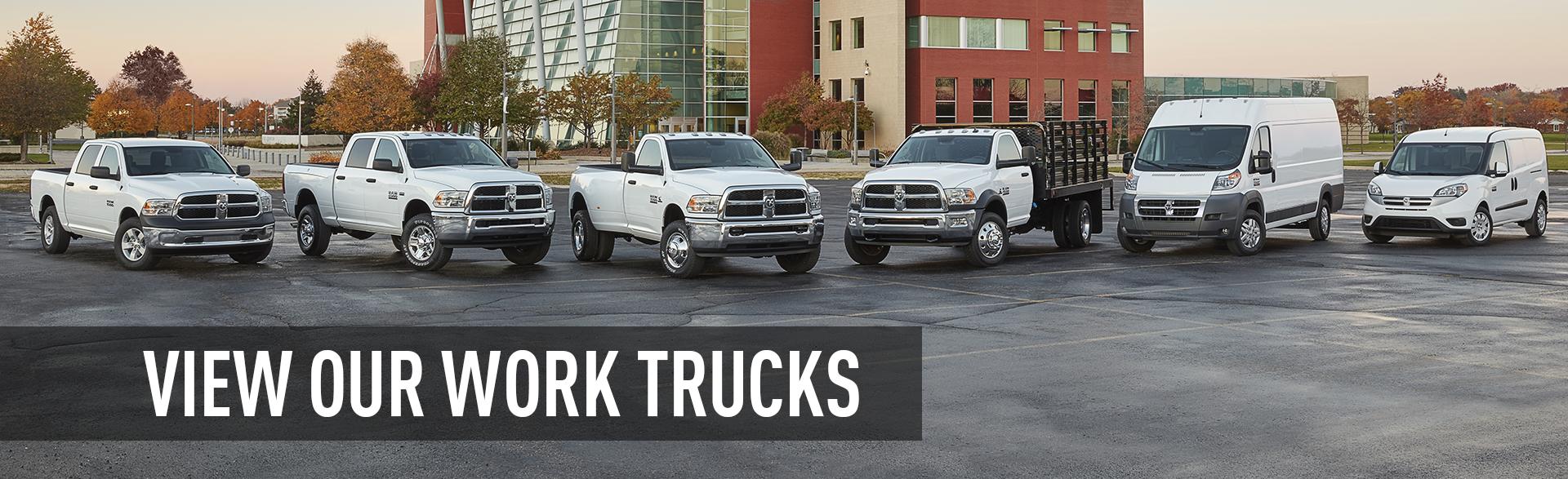 Work Trucks