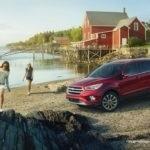 Ford Escape Getaway