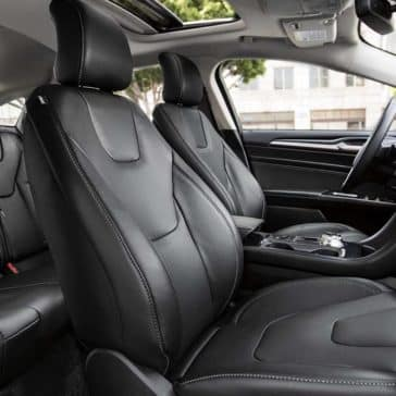 2019 Ford Fusion Seating
