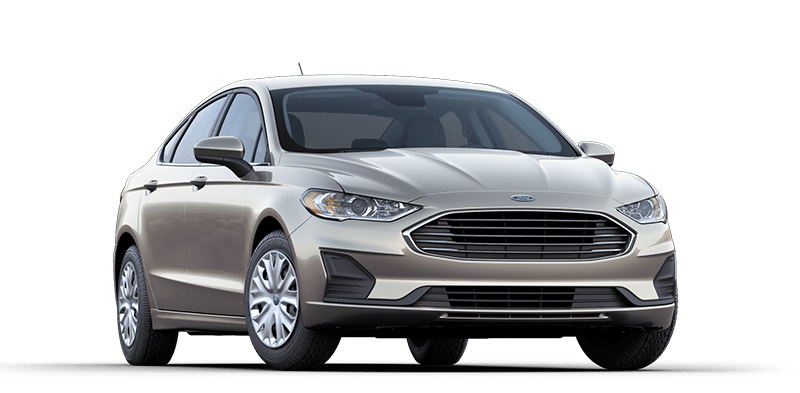 2019 Ford Fusion Gold