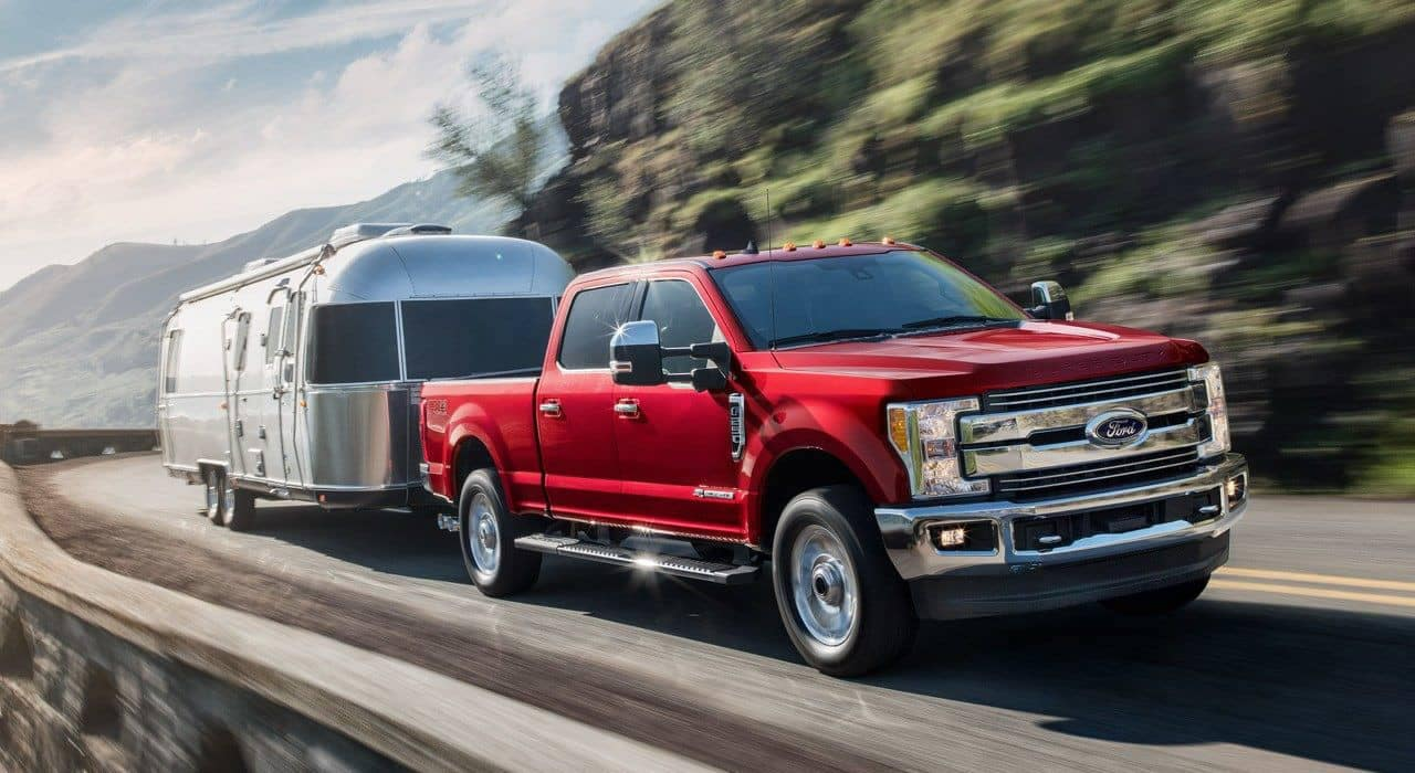 2019 Ford Super Duty Crew Cab