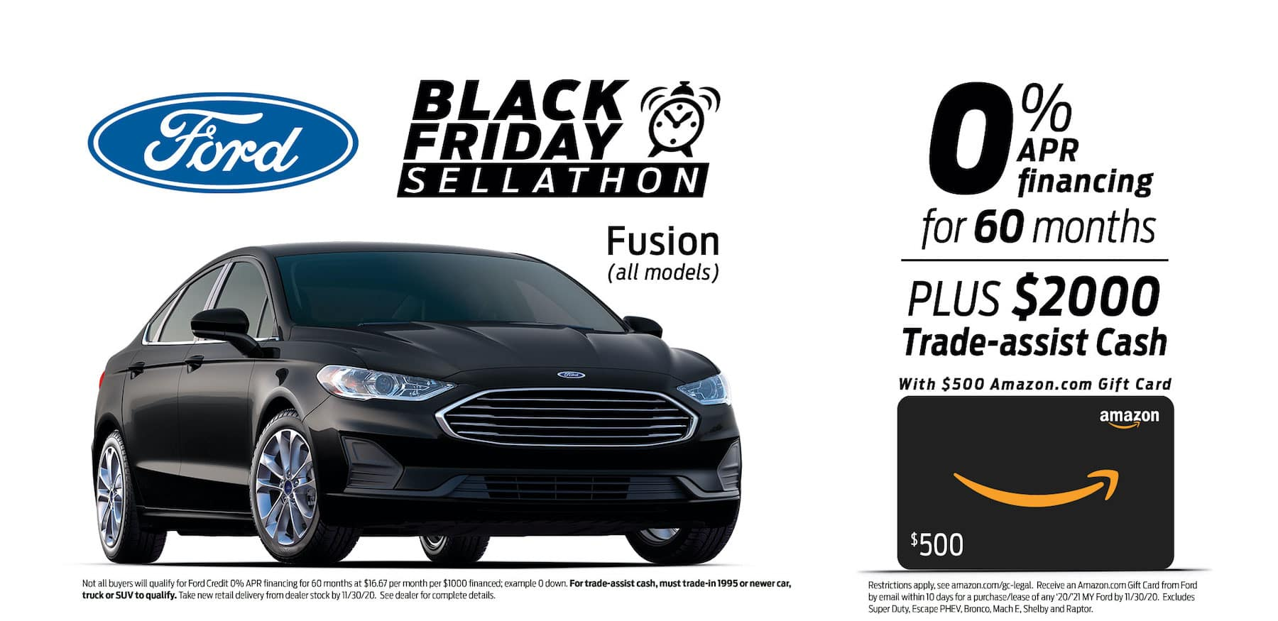 Fusion Black Friday