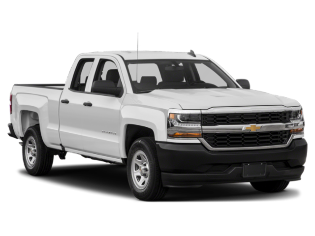 White 2019 Chevy Silverado 1500