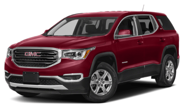 2020 GMC Acadia vs. 2020 Chevrolet Traverse | City Buick GMC