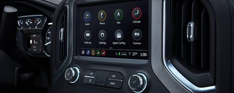 GMC Sierra Technology Features