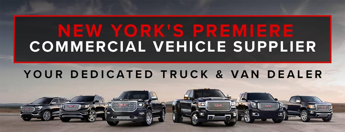 City Buick GMC Commercial Vehicle Supplier