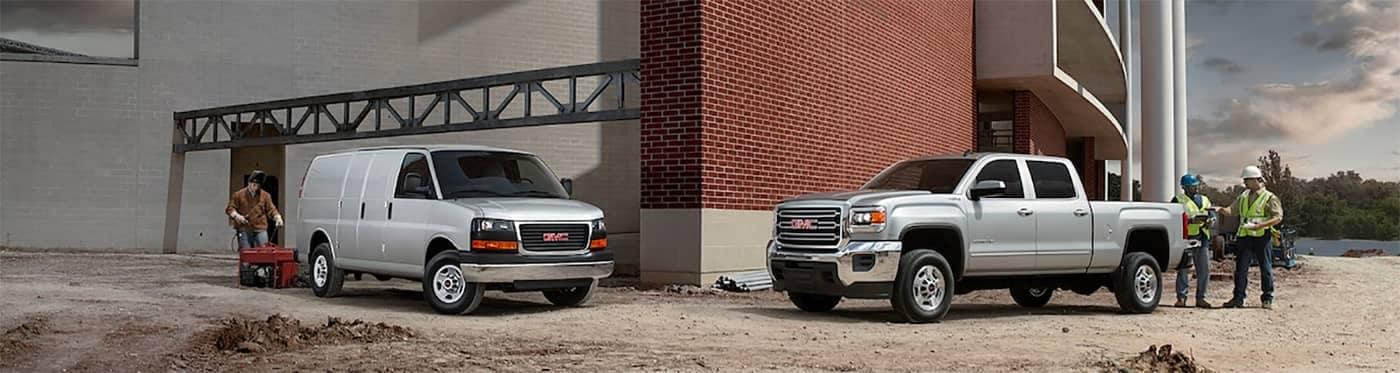 GMC Work Trucks