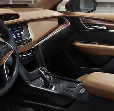 2019 Cadillac XT5 Dash