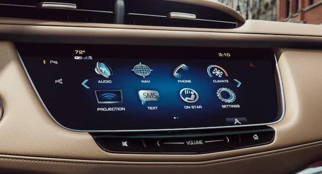 2019 Cadillac XT5 Technology