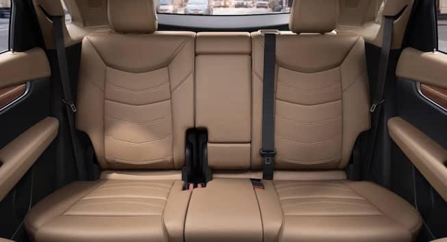 2019 Cadillac XT5 Back Seat