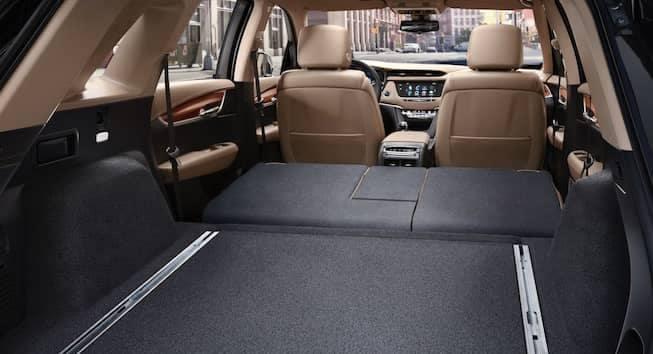2019 Cadillac XT5 Space