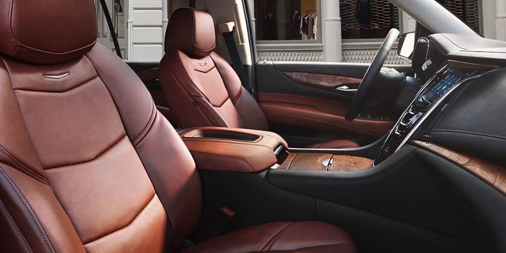 2020 Cadillac Escalade ESV Cabin