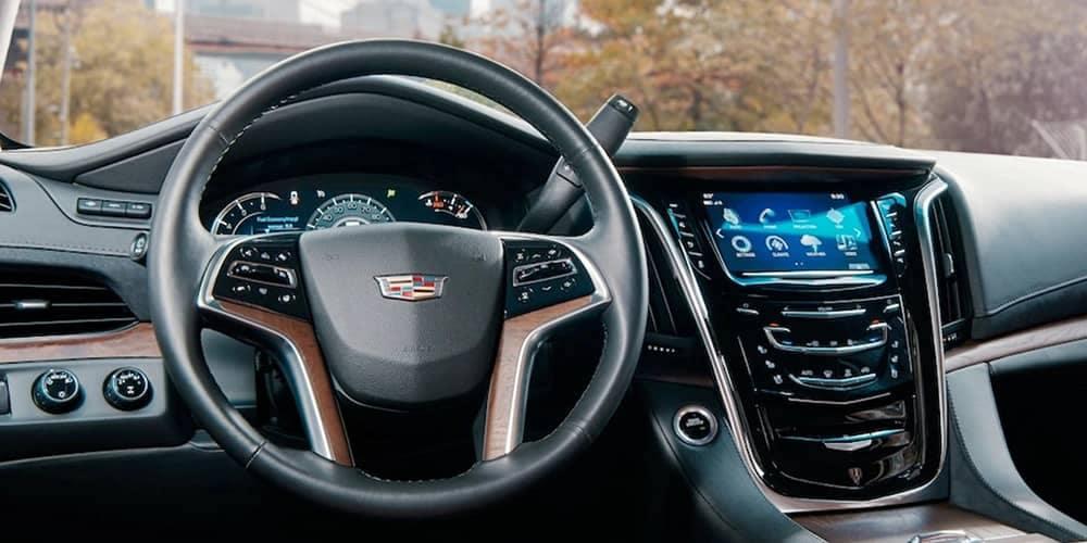 2020 Cadillac Escalade ESV Dash
