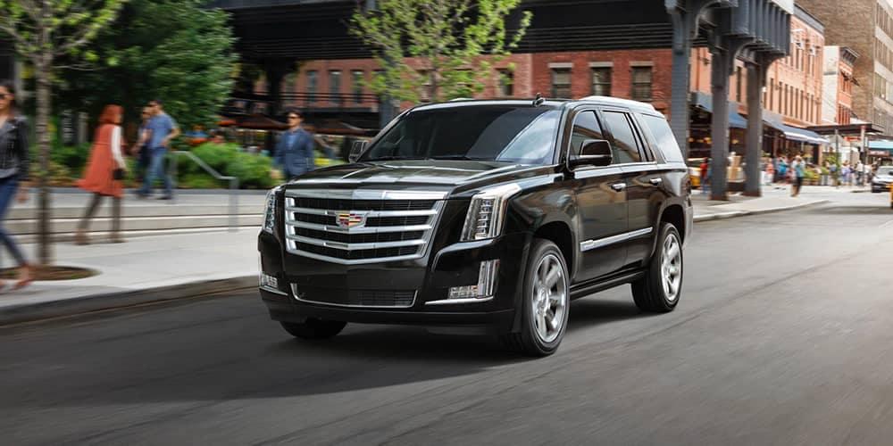 2020 Cadillac Escalade ESV Driving