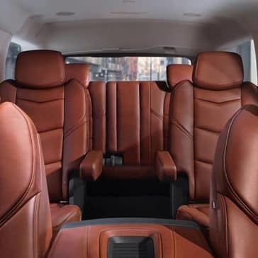 2020 Cadillac Escalade ESV Seating