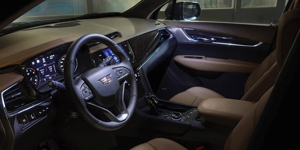 2020 Cadillac XT6 Dash