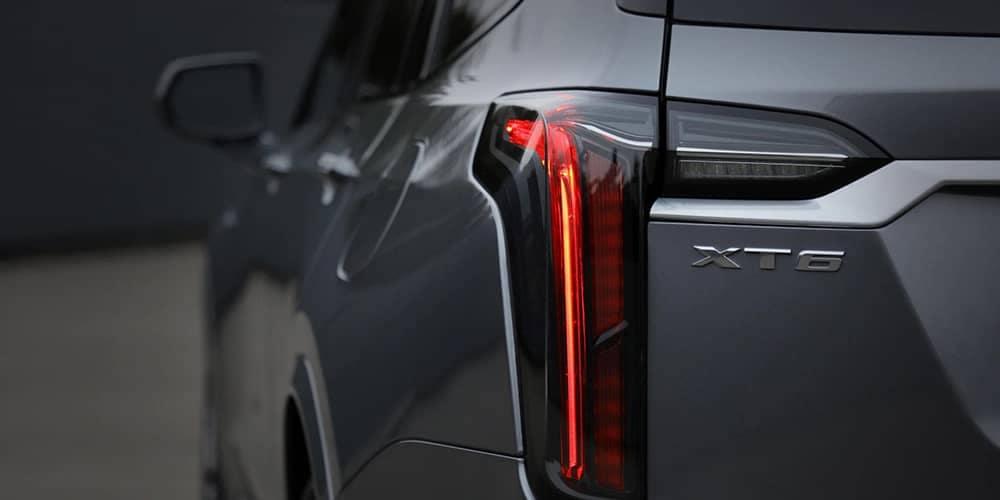 2020 Cadillac XT6 Taillight