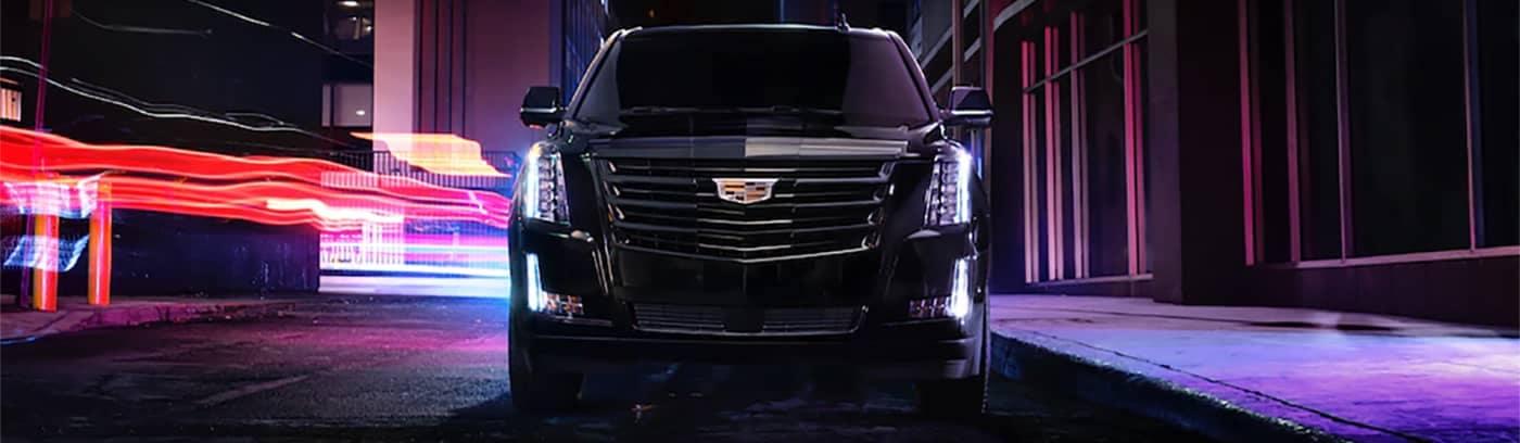 Cadillac Escalade Front End View