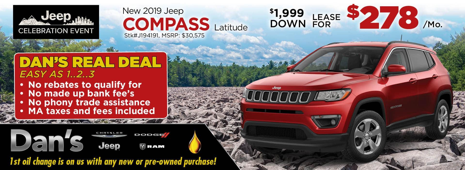2019 Jeep Compass latitude_1