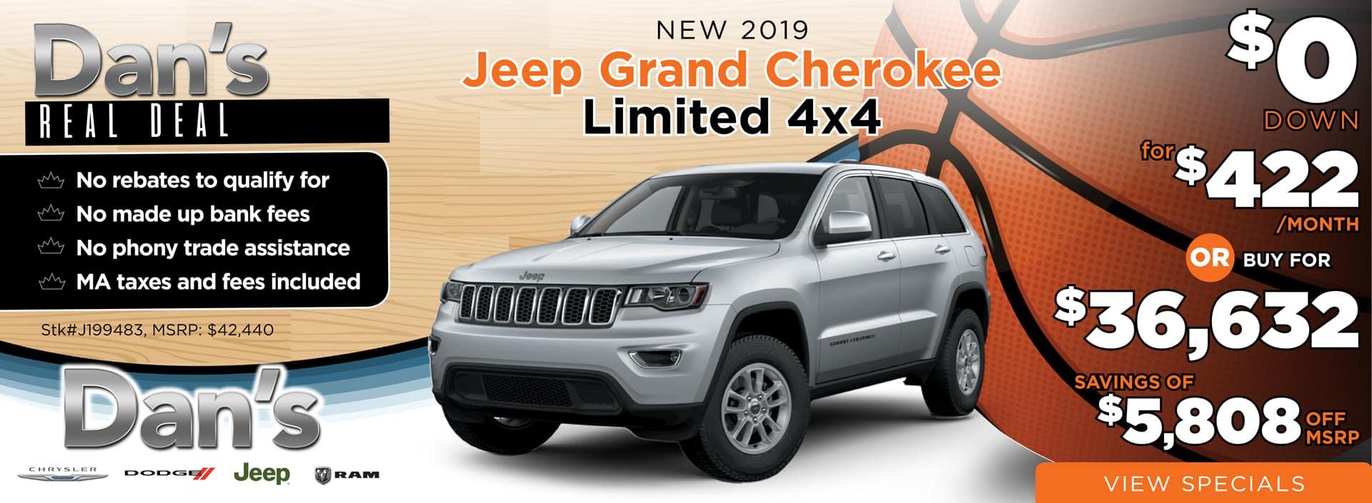 2019 Jeep_Grand Cherokee