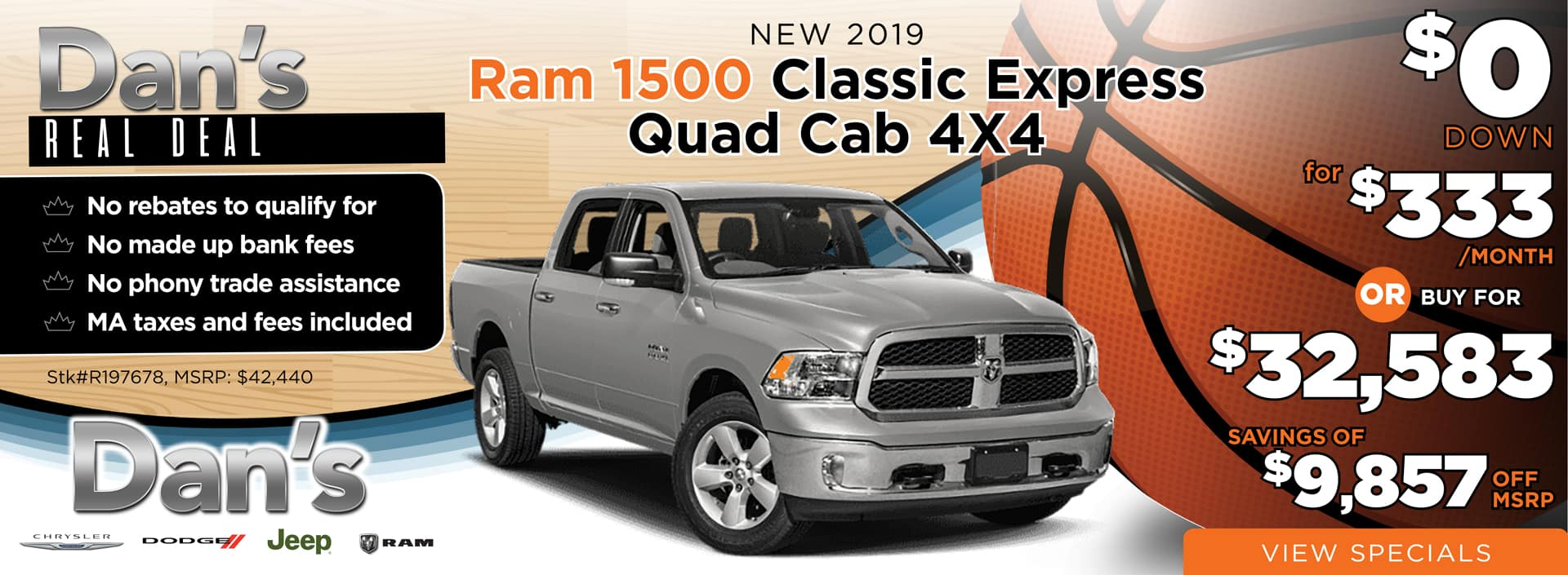 2019 Ram_1500 Classic Express