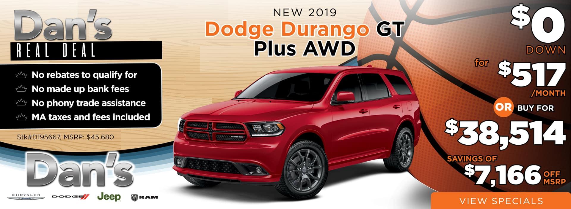 2019_Dodge Durango