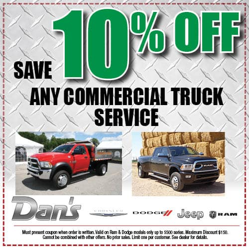 Commerical Truck Service
