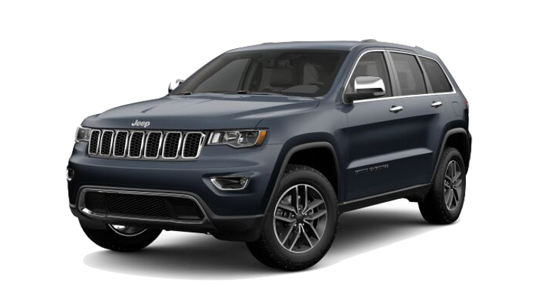 2019 Jeep Cherokee Limited - blue