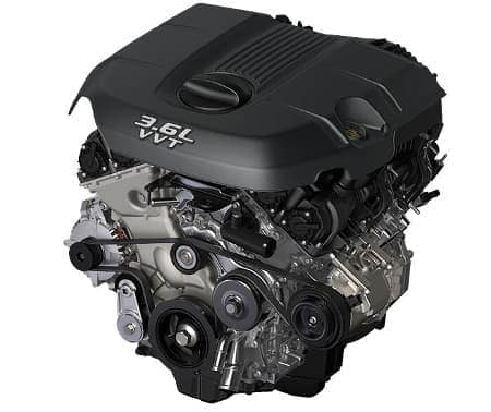 grand cherokee engine