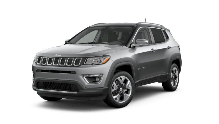 2019 Jeep Compass Limited - Billet Silver