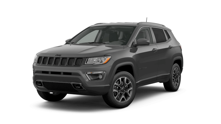 2019 Jeep Compass Upland - Sting Gray