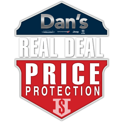 Dan's Real Deal Logo