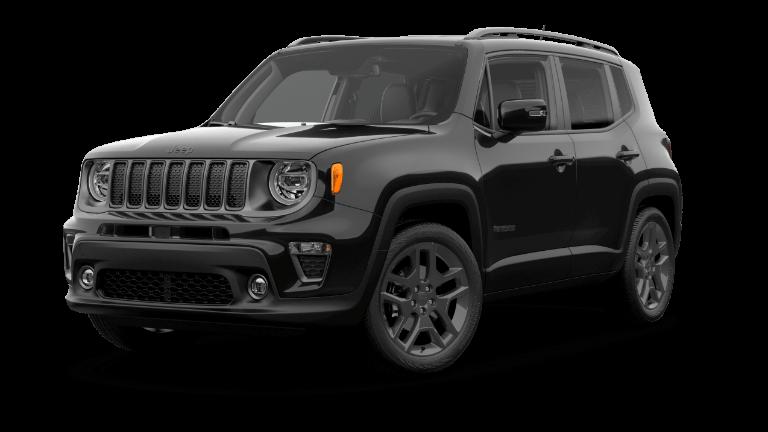 2019 Jeep Renegade High Altitude - black