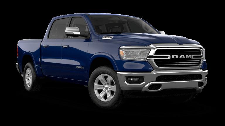 2019 Ram 1500 Laramie - Navy Blue