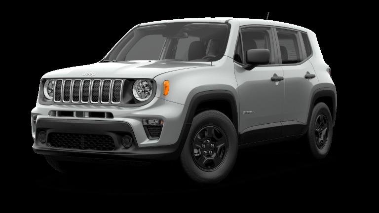 2019 Jeep Renegade Sport - grey