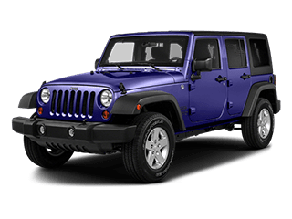 Jeep Wrangler (regular 4-Door)