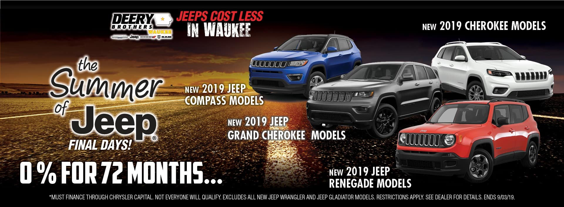 Deery Brothers Chrysler Dodge Jeep Ram | New and Used Car Dealer in