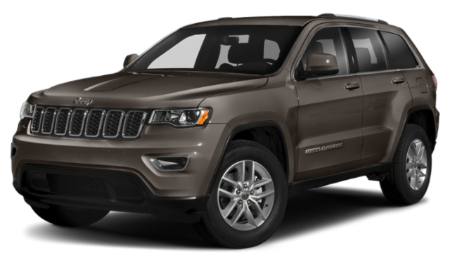 Brown Gray 2020 Jeep Grand Cherokee
